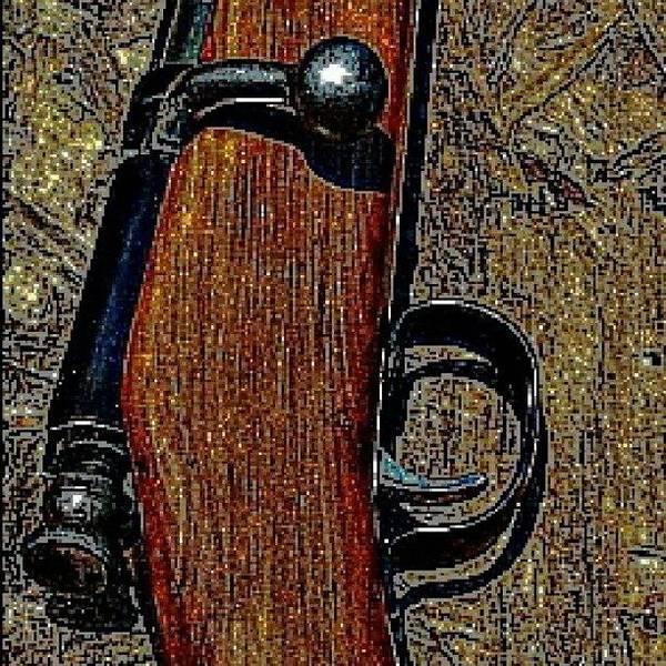 Guns Photograph - #efranz13 #pittsburgh #firearms #guns by Elisa Franzetta