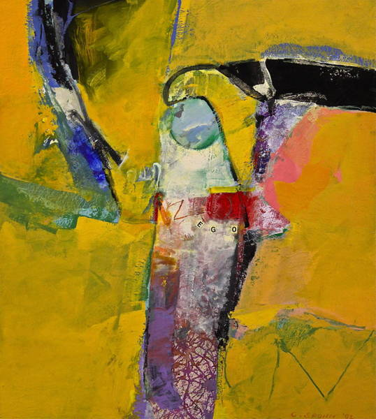 Painting - Ego by Cliff Spohn