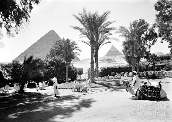 Photograph - Egypt: Cairo by Granger