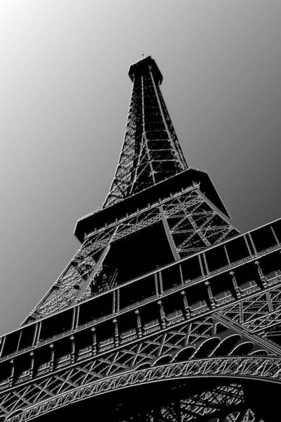 Photograph - Eiffel by Heather Applegate