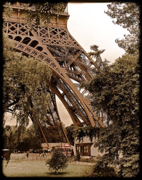 Paris, France - Eiffel Art Print