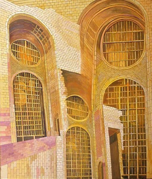 Painting - Eighth In Att Series by Nancy Wait