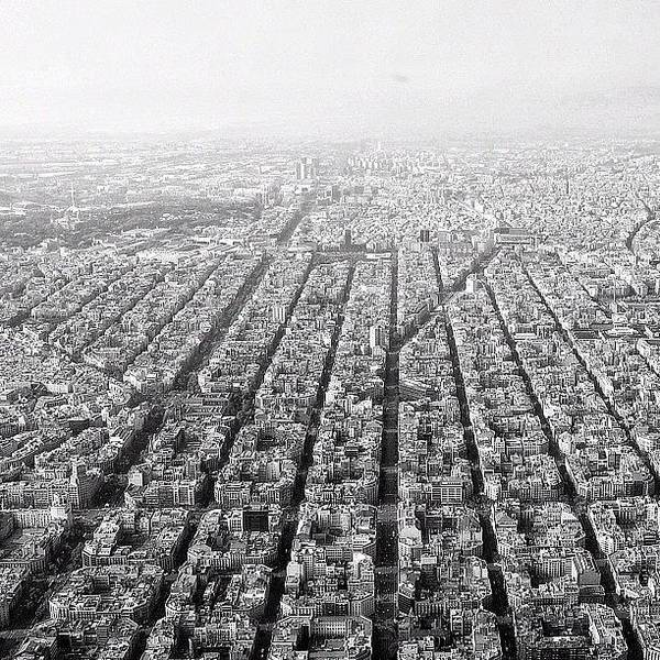 Jesus Photograph - Eixample/ensanche, Barcelona by Jesus Muro Razuri