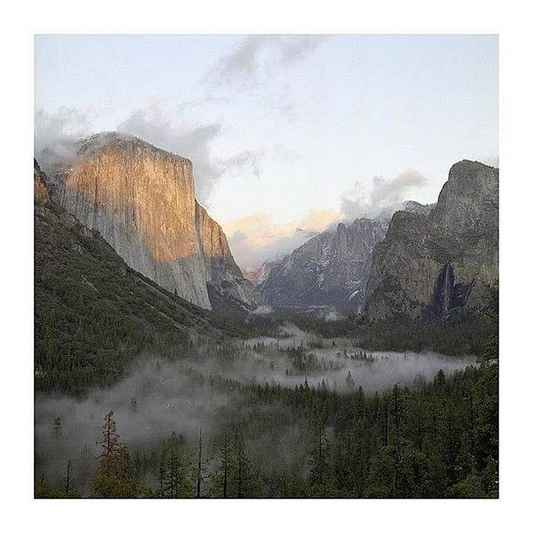 Instagram Wall Art - Photograph - El Capitan. Yosemite by Randy Lemoine