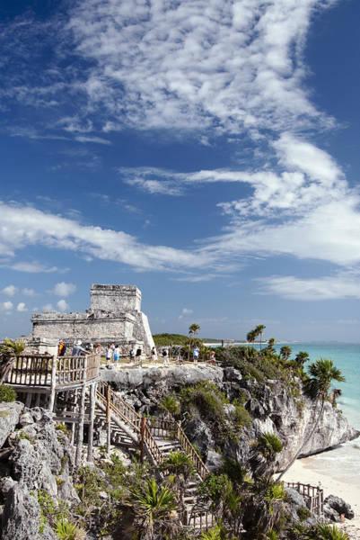 Wall Art - Photograph - El Castillo II by Gloria & Richard Maschmeyer