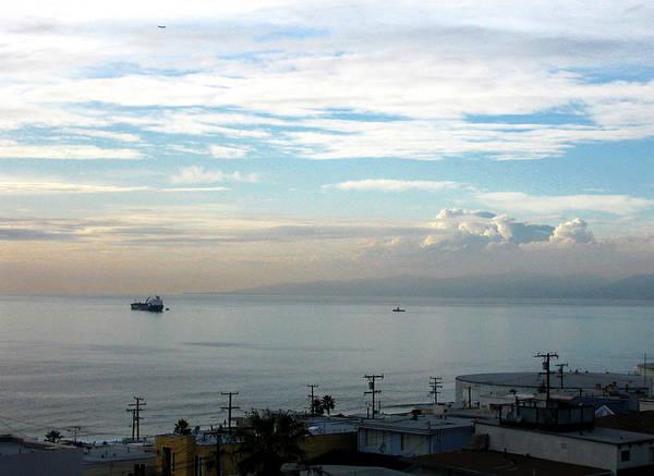 Photograph - El Porto Dawn by Lorraine Devon Wilke