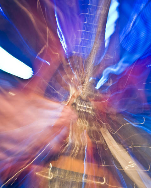 Photograph - Electrified Guitar by Jason Turuc