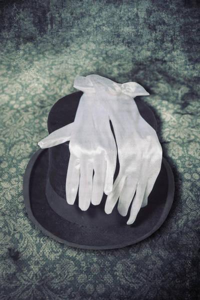 Top Hat Photograph - Elegance by Joana Kruse