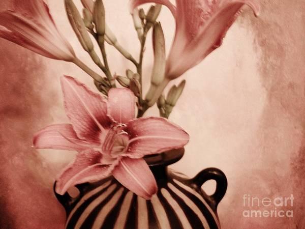 Tigerlily Wall Art - Photograph - Elegant Beauty by Marsha Heiken