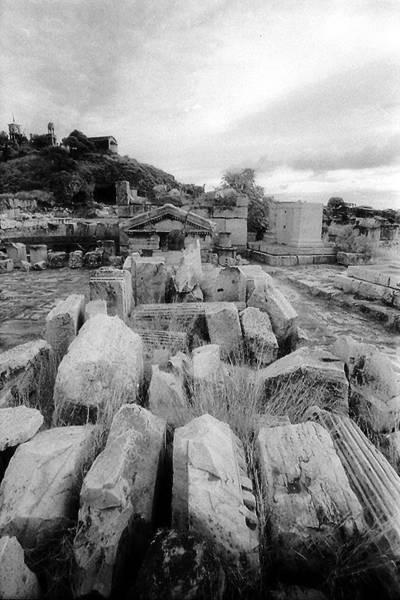 Eleusis Photograph - Eleusis by Andonis Katanos