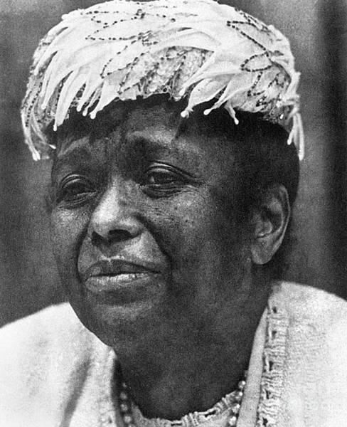 Photograph - Ella Baker (1903-1986) by Granger