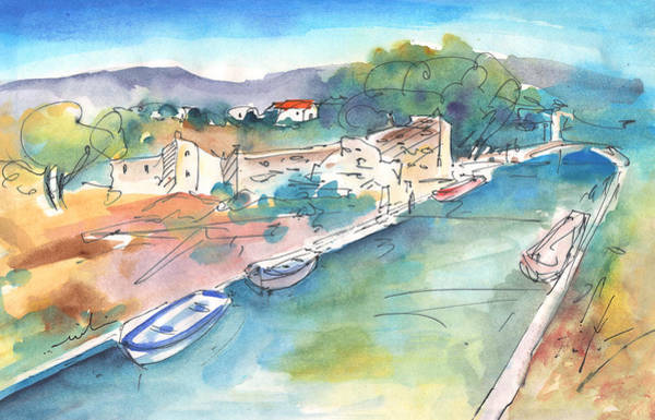 Painting - Elounda 01 by Miki De Goodaboom