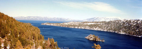 Photograph - Emerald Bay 2 by C Sitton