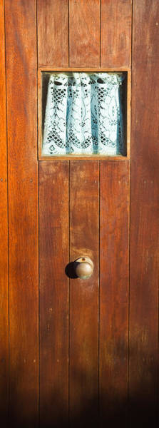 Wall Art - Photograph - Emerald Isle Door by Patrick  Flynn