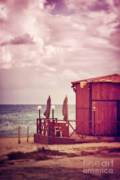 Photograph - End Of Summer by Silvia Ganora