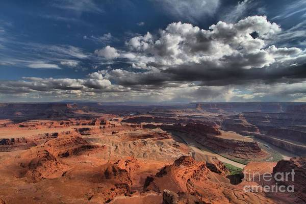 Photograph - Endless Canyons by Adam Jewell