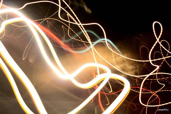 Digital Art - Energy by Jhiatt