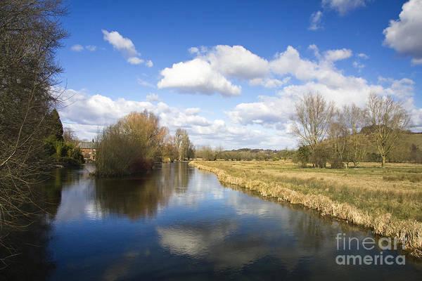 Greenery Photograph - English Countryside1 by Jane Rix