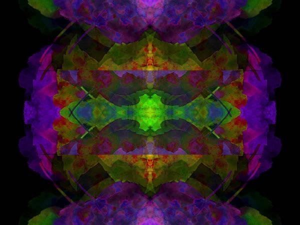 Digital Art - Enigma 2 by Lynda Lehmann