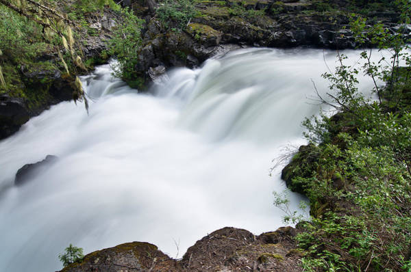 Rogue River Wall Art - Photograph - Entry To Rogue Gorge by Greg Nyquist