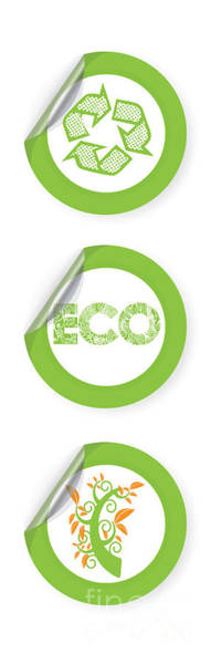 Shadow Digital Art - Environmental Sticker Design by HD Connelly