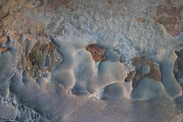 Photograph - Eroded Rock Soft Light by David Kleinsasser