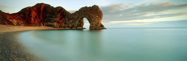Wall Art - Photograph - Eroded Sea Arch by Jeremy Walker