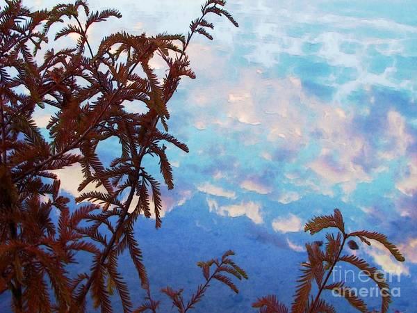 Wall Art - Digital Art - Even The Weeds by Steven Lebron Langston