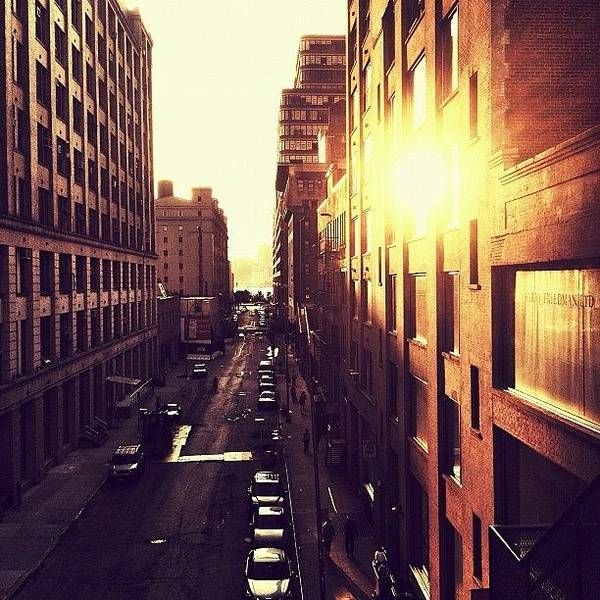 Wall Art - Photograph - Evening Adagio - New York City by Vivienne Gucwa