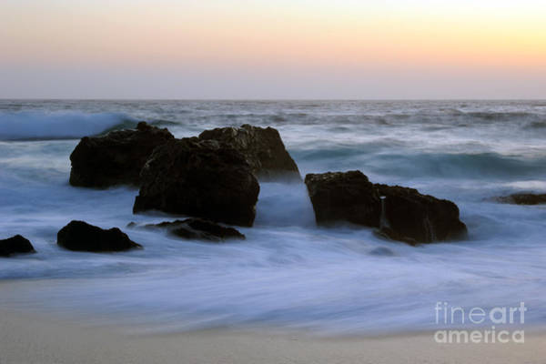 Wall Art - Photograph - Evening At Beach by Catherine Lau