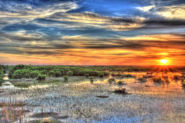 Photograph - Everglades Sunset by Sean Allen