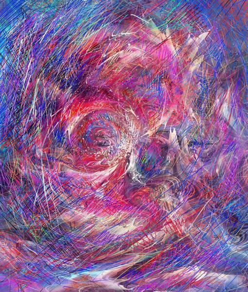 Hurricane Digital Art - Eye Of The Storm by Rachel Christine Nowicki