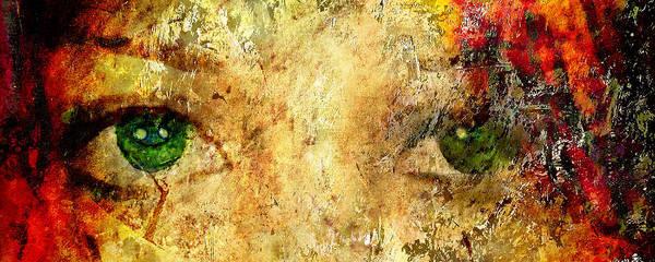 Brett Wall Art - Digital Art - Eyes Of The Beheld by Brett Pfister