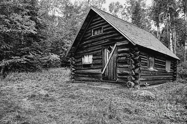 Photograph - Fabyan Guard Station - White Mountains New Hampshire Usa by Erin Paul Donovan