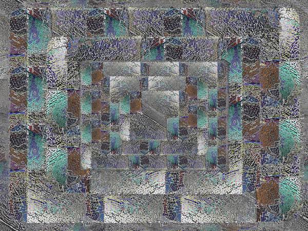 Granite Digital Art - Facade 12 by Tim Allen
