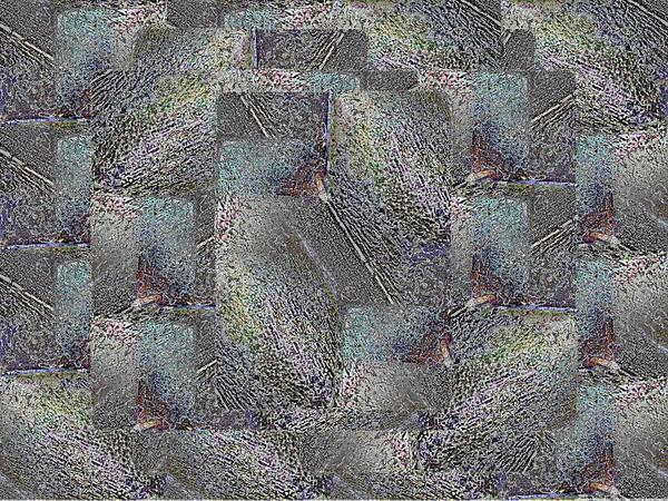 Granite Digital Art - Facade 17 by Tim Allen