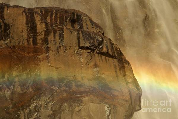 Photograph - Face In The Rainbow by Adam Jewell