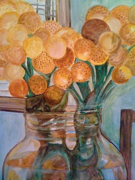 Fade Into Yellow Art Print