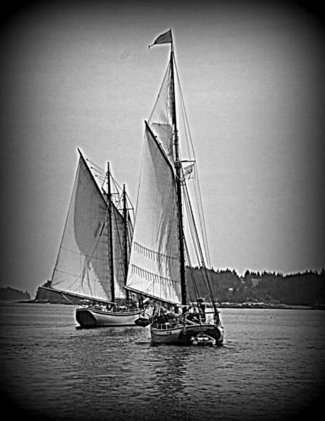 Photograph - Fair Winds by Doug Mills