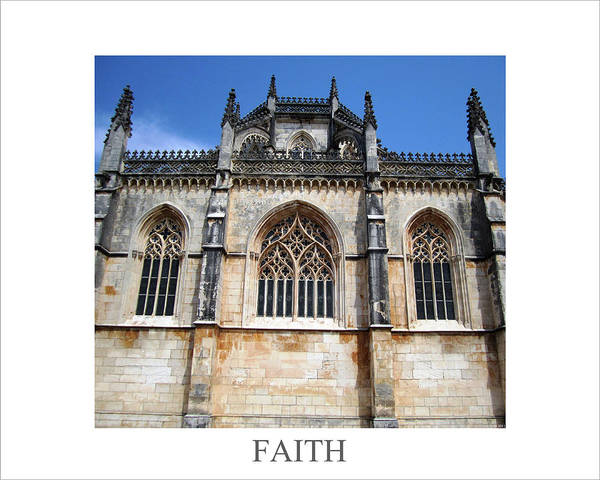 Photograph - Faith Motivational by John Shiron
