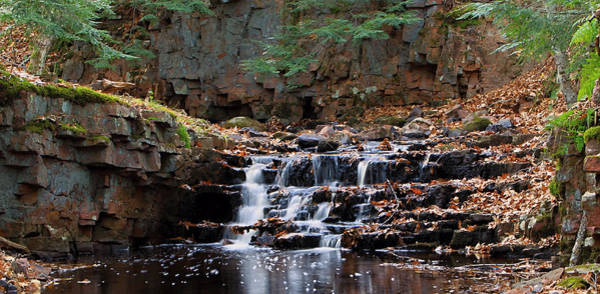 Photograph - Fall Falls by Paul Svensen