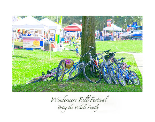 Photograph - Fall Festival by Pete Rems