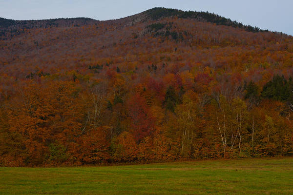 Smugglers Notch Photograph - Fall In The Valley by Robert Torkomian