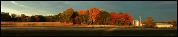 Photograph - Fall On Wisconsin 29 by Tim Nyberg