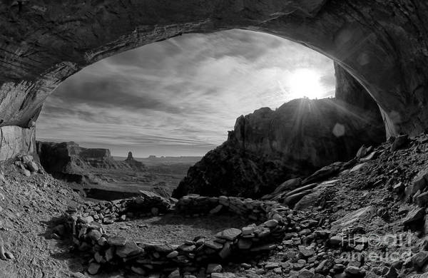 Wall Art - Photograph - False Kiva by Keith Kapple