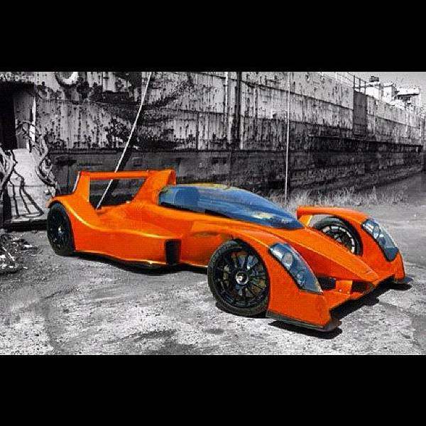 Bugatti Photograph - Famous For Blowing Up 😦 #caparo #t1 by Exotic Rides