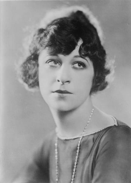 Fanny Photograph - Fanny Brice 1891-1951, American by Everett