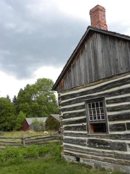 Photograph - Farm House by Peggy  McDonald