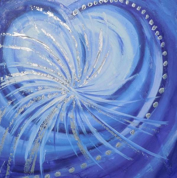 Painting - Father's Heart by Deborah Brown Maher
