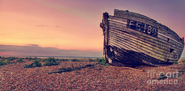 Wall Art - Photograph - Fe180 Fishing Boat by Lee-Anne Rafferty-Evans